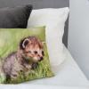 Premium Foto Kissen 40x40 beidseitig bedruckt