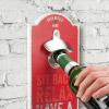 Wand-Flaschenöffner I MOG DI