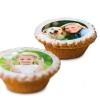 Muffinaufleger mit Foto Ø 5 cm Set 15 St.