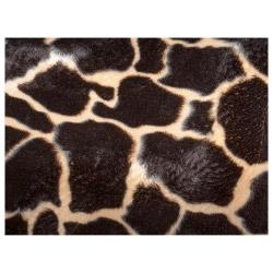 contento Tischset Vinyl Leopard