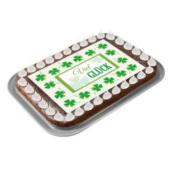 contento Cake Top Tortenbild 20x27,7 cm VIEL GLÜCK