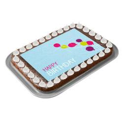 contento Cake Top Tortenbild 20x27,7 cm BALLOONS