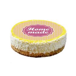 contento Cake Top Tortenbild Ø 20 cm HOMEMADE