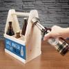 Beer Caddy SAVE WATER DRINK BEER