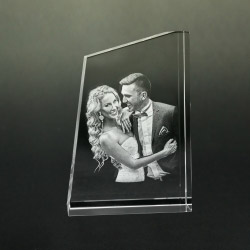 Fotogeschenke 3D Glasfoto TOWER L 1-5 Personen