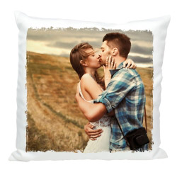 Fotogeschenke Foto Soft Kissen mit eigenem Bild