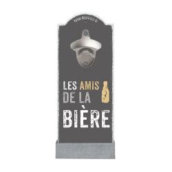 contento Wand-Flaschenöffner LES AMIS DE LA BIÈRE