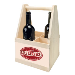 contento Wine Caddy SELF SERVICE