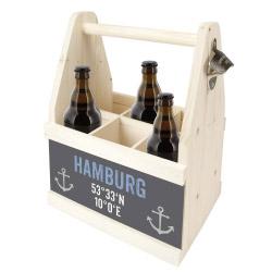 contento Beer Caddy HAMBURG KOORDINATEN
