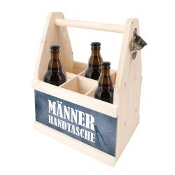 contento Beer Caddy MÄNNER HANDTASCHE
