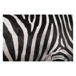 contento Vinyl Teppich MATTEO 60x90 cm Zebra