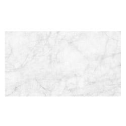 contento Vinyl Teppich MATTEO 90x160 cm Marmor Weiß