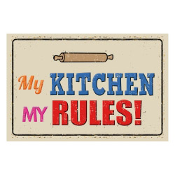 contento Vinyl Teppich MATTEO 60x90 cm My Kitchen