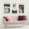 clipwood Fotodruck einzeln 50 x 50 cm quadratisch