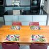 Tischset Vinyl Einhorn
