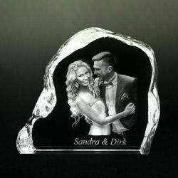 Fotogeschenke 3D Glasfoto ROCK 1-2 Personen
