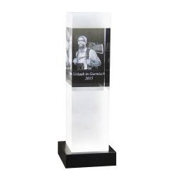 Fotogeschenke 3D Glasfoto SKY M 1-3 Personen
