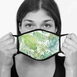 contento Lamask Mund-Nasen-Bedeckung FARNE