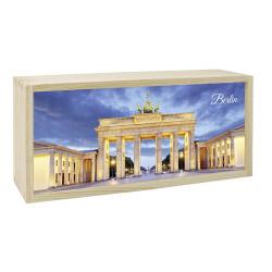 contento Lightbox BERLIN 35x15 cm
