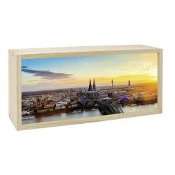 contento Lightbox KÖLN 35x15 cm
