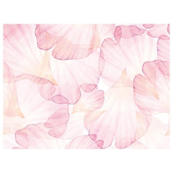 contento Tischset Vinyl Rose Leaves